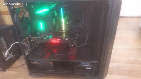 PC Gamer – 2018 i7 8086K à 5Ghz & 16go & 1070